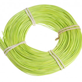 RCRDCL-1,5 Rattan  1.5mm 75g fluorescent green 380U